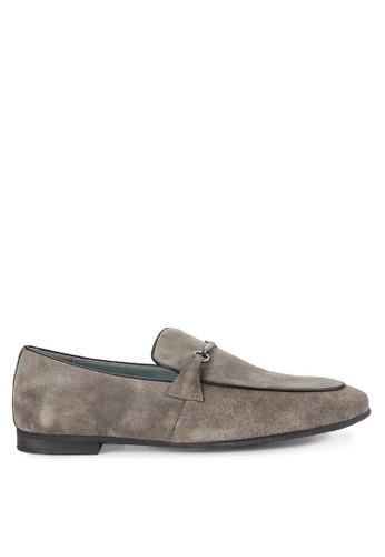 Andre Valentino grey Men Shoes 01055Za D93ADSH3BBD56FGS_1