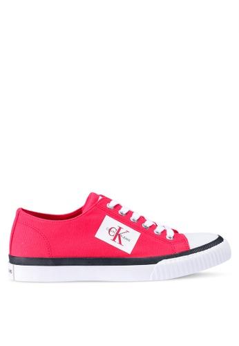 Calvin Klein red Iziceio Sneakers 77218SH99C633AGS_1