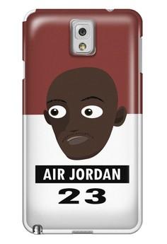 Air Jordan Matte Hard Case for Samsung Galaxy Note 3