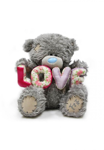 """Her Jewellery Me to You Plush Toys - 12"""" Tatty Teddy with Stuffed Love Letters A84EFTH8B11CBAGS_1"""