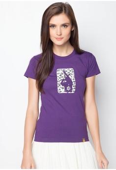 Mic Leopard T-Shirt