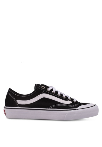 VANS black Style 36 Decon Surf Sneakers 64994SHBD9626BGS_1