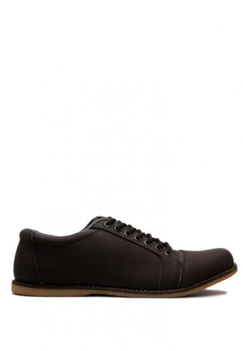D-Island brown D-Island Shoes Signore Low Comfort Leather Dark Brown DI594SH0VOGBID_1