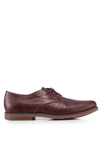 Timberland brown Yorkdale Oxford Shoes DA66BSH1FBA201GS_1
