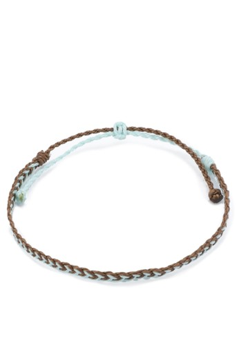 Tutu and Co blue and brown Morning Breeze Braided Bracelet 29FB8AC70663A4GS_1