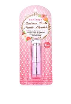 Hepburn Lady Matte Lipstick