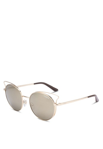 Vogue gold Casual Chic VO4048S Sunglasses VO655GL12ARZMY_1