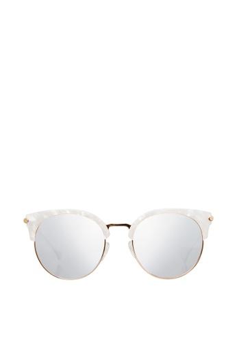 Carin silver Ellen C4 Sunglasses 77BECGL9EFA255GS_1