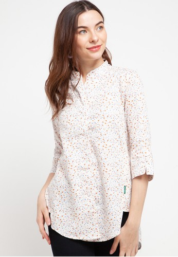 Point One multi ARIANA Floral Blouse 92F8CAA05972FFGS_1