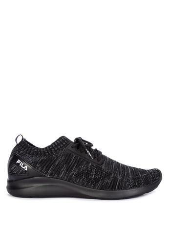 Fila black Marvel Lite Running Shoes 7092CSHE7409FFGS_1