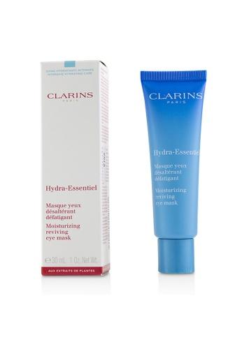 Clarins CLARINS - Hydra-Essentiel Moisturizing Reviving Eye Mask 30ml/1oz FAC30BE699F538GS_1