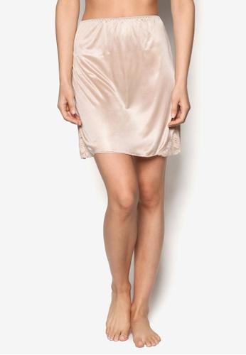 Impression beige Nude Petticoat IM679US09WZEMY_1