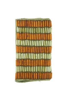 STRAP STYLERS - Orange & Brown stripes