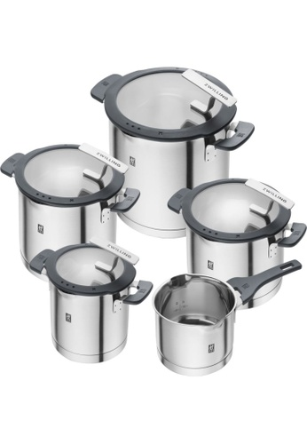 ZWILLING ZWILLING Simplify 5pc Cookware Set 10C06HL89AACA7GS_1