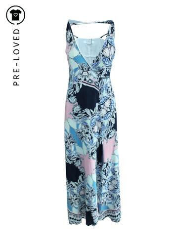Yumi Kim multi Pre-Loved yumi kim Printed Dress 5D2CEAA3E8BA77GS_1
