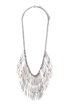 Statement Tiered Necklace
