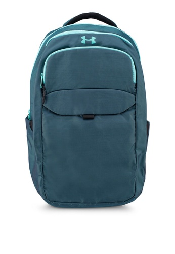 5cd378d96d Under Armour blue On Balance Backpack C6FD5AC444D013GS 1