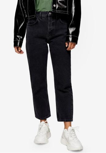 TOPSHOP black Black Editor Jeans 826F3AAE9A5B45GS_1