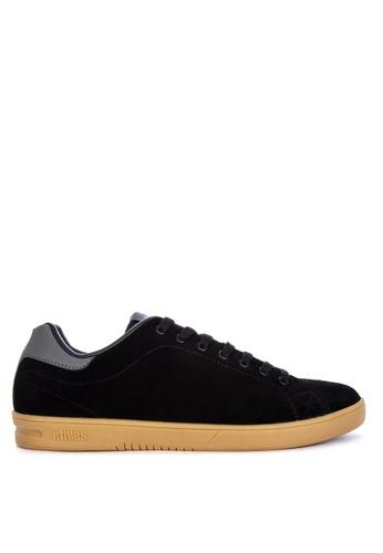 Etnies black Callicut Ls Sneakers 86742SHBA916DEGS_1