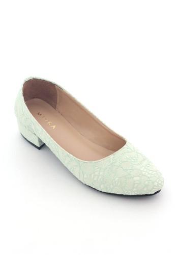 MINKA green ASH Pastel Green Low Heels MI006SH32XZFID_1