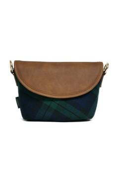 Highland Mini Green Mirrorless Camera Travel Cross Bag