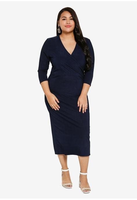 5efa26a96659 Buy PLUS SIZE Clothes Online | ZALORA Malaysia & Brunei