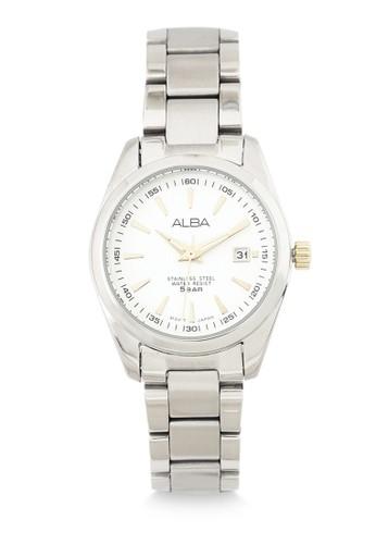 Alba silver Women Analog Watches AH7A23 361E6AC8A88E67GS_1