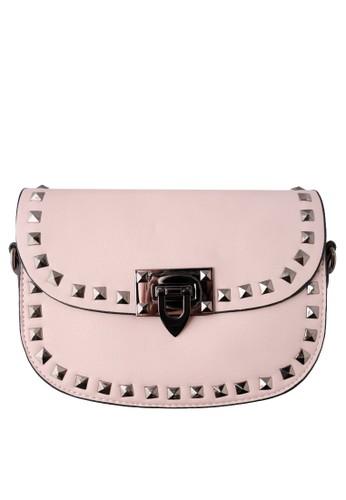 SAINT LUCAS pink Saint lucas Women Bag F630AAC9A064A5GS_1