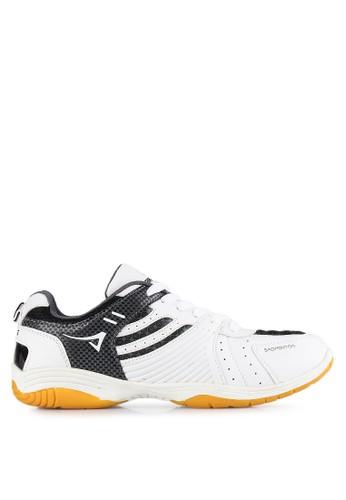 Ardiles white and multi Men Badminton Shoes AR073SH0V8NAID_1