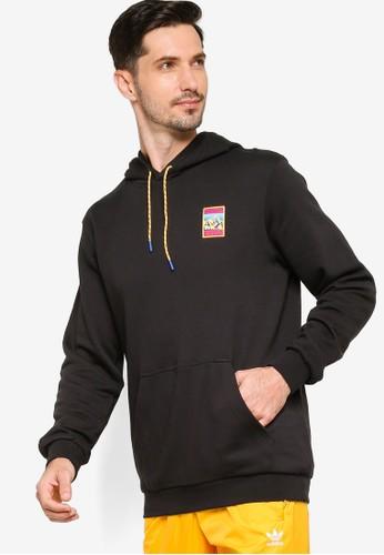 ADIDAS black adiplore hoodie 231C4AAAA118C1GS_1