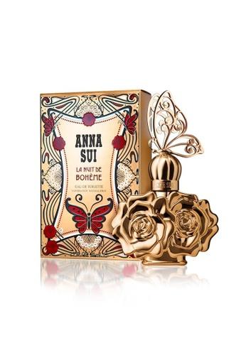 Anna Sui Anna Sui LA Nuit de Boheme Eau de Toilette 75ml 458C1BE01A2362GS_1