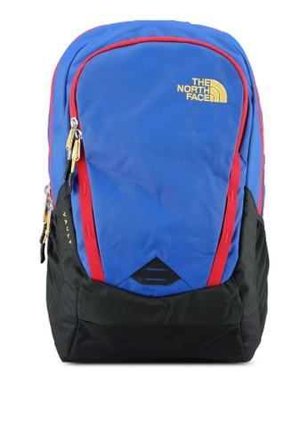 The North Face blue Vault Backpack TH274AC0S7JVMY_1
