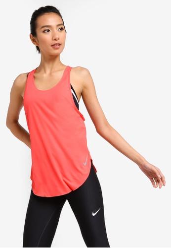afce3f3c Nike orange As Women's Nike City Sleek Tank Top F5DCFAA259DECAGS_1. CLICK  TO ZOOM