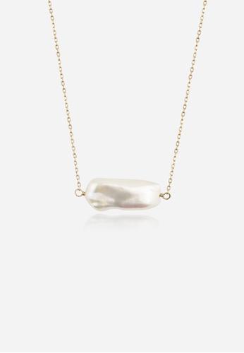 monojewelry MEHRI PEARL NECKLACE E152DAC293A6CDGS_1