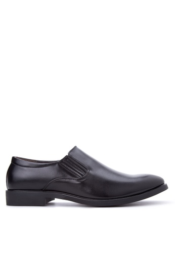 Itti black Men's Formal Shoes IT425SH58GEJPH_1
