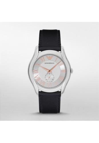 Emporio Armani VALENTE紳士系esprit 衣服列腕錶 AR1984, 錶類, 紳士錶
