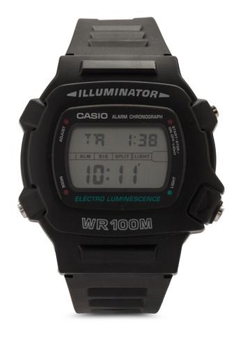 Casio black Youth Techie Series Digital Watch CA843AC19VJGMY_1