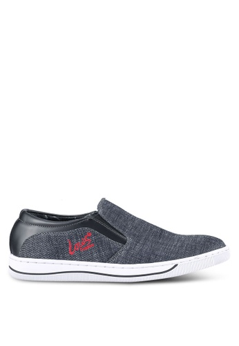 Louis Cuppers black Luois Cuppers Shoes LO977SH0S9SGMY_1