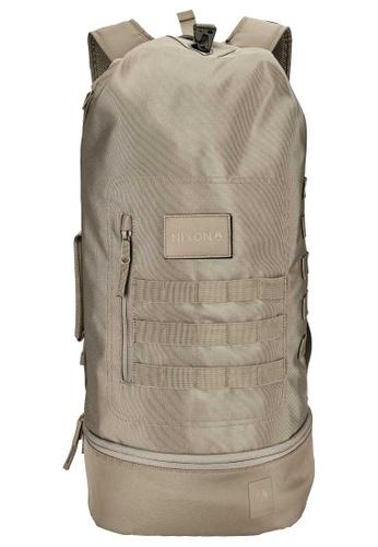 Nixon beige Nixon - Origami XL Backpack - Guerilla-Tactics Covert (C29012989) 82B6AAC17AB244GS_1