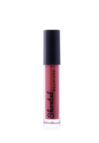 Shontel By Misha brown Sun Beam Matte Liquid Lipstick SH585BE81KZMMY_1
