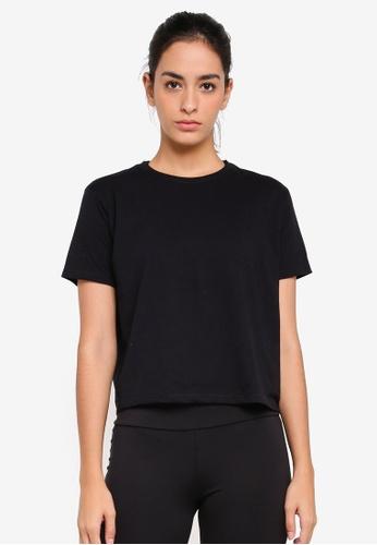 Cotton On Body black Boxy T-Shirt E049EAAA654239GS_1