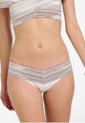 River Island white Bandage Bikini Bottoms RI009US10BWVMY_1