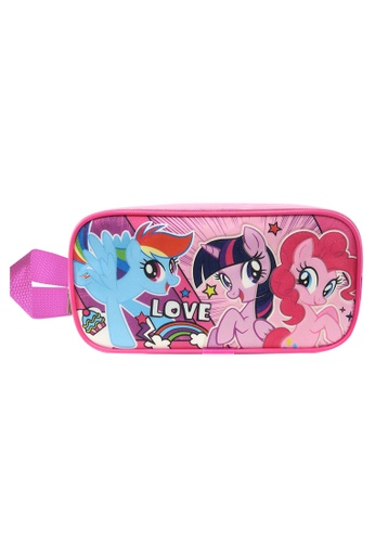My Little Pony purple My Little Pony Love Square Pencil Bag 3041FKC2DEE210GS_1