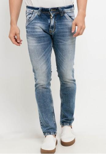 Lois Jeans blue Slim Stretch Long Pants Denim AE037AA8582A84GS_1