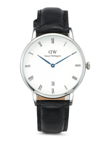 Daniel Wellington black Dapper Reading Watch 34mm DA376AC0SBU4MY_1