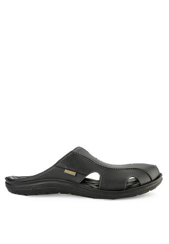Watchout! Shoes black Bustong 03F88SH35C59C9GS_1