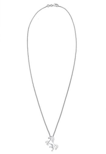 Elli Germany silver Elli Germany Necklace Unicorn Magic 925 Sterling Silver EL474AC77OKCMY_1