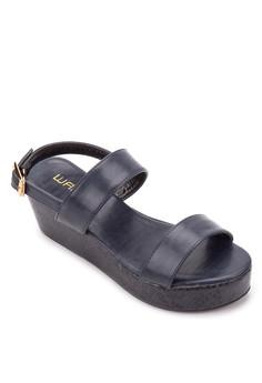 Platform Wedge Sandals