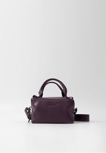 BERACAMY purple BERACAMY EUA Mini Satchel - Violet 3B464ACB99C91DGS_1