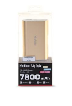 Master Power Bank 7800mAh M3